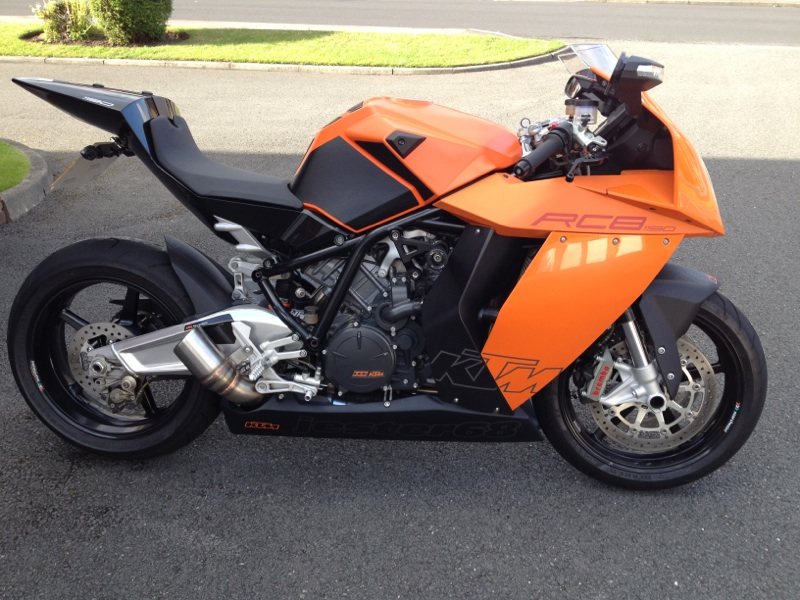 Ktm Rc Jester Exhaust